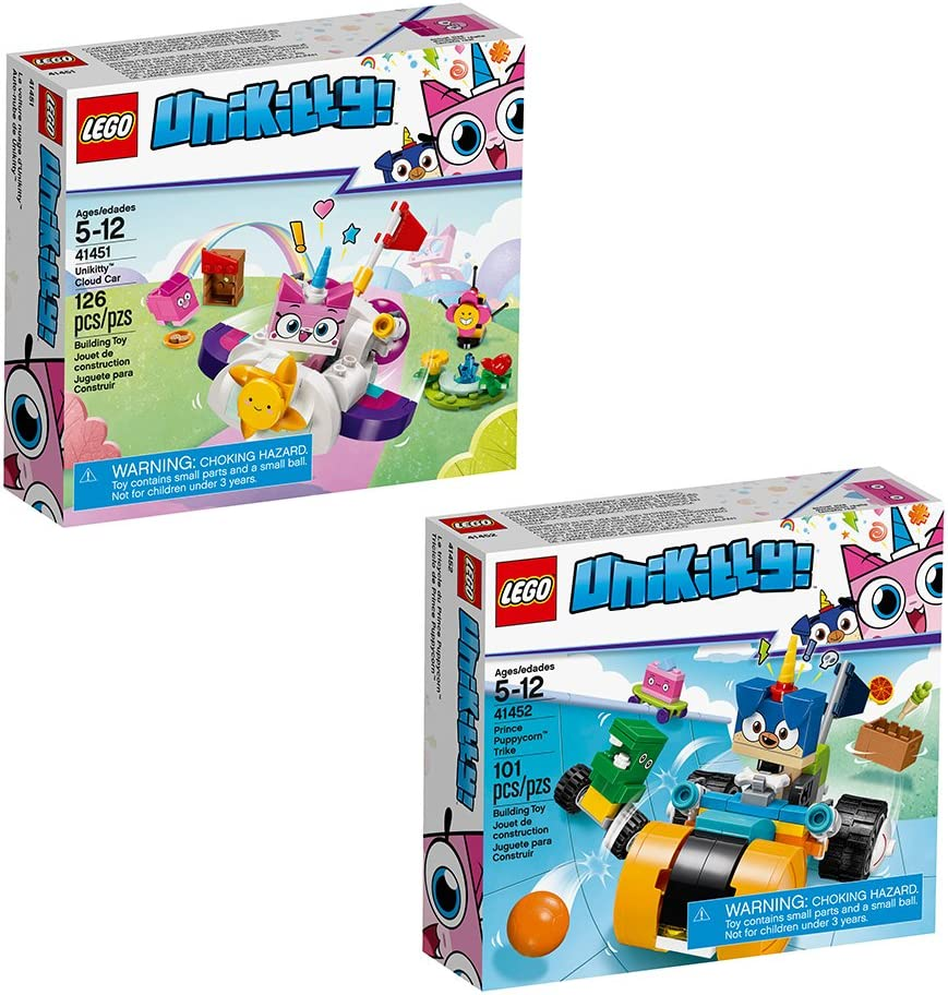 LEGO Unikitty Bundle/_2018 Building Kit Multicolor