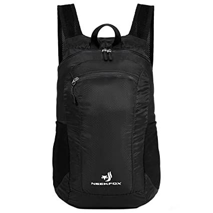 a194f11988e Amazon.com   NEEKFOX Lightweight Packable Backpack Small Hiking ...