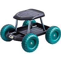 UPP® Jardín carro/Roll Asiento/Utensilios de jardín/Carrito