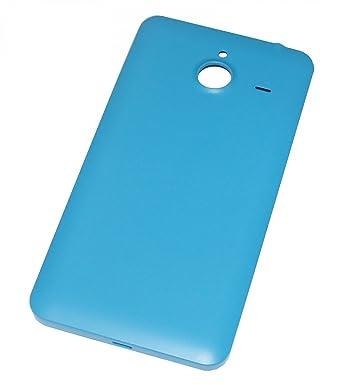 best website 0ac13 099a2 Microsoft Lumia 640?XL LTE Battery Cover Cyan Blue Battery Back ...