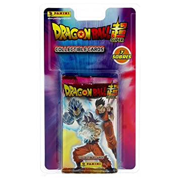 Panini Dragon Ball Super Blister 7 Sobres 3756BLIE: Amazon ...