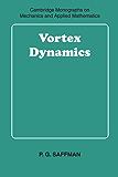 Vortex Dynamics (Cambridge Monographs on Mechanics)