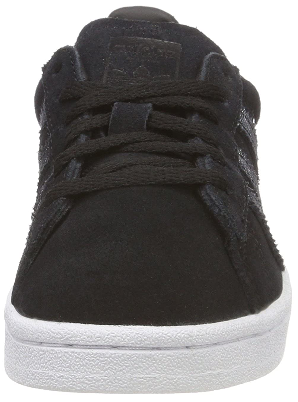 adidas Originals Girls Campus Trainers 11.5 Child Black