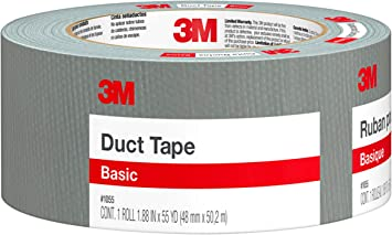 Scotch Colored Duct Tape No 1005-brn-ip 3M Company 3pk for sale online