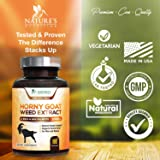 Horny Goat Weed Extra Strength for Men & Women