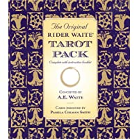 The Original Rider Waite Tarot Pack by A.E. Waite - Cards