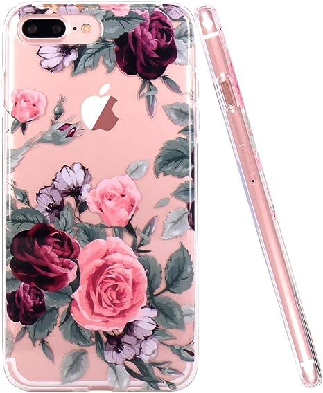 coque iphone 7 plus fleure