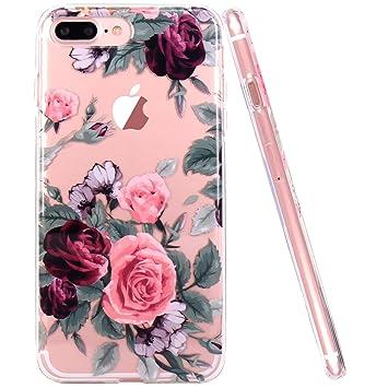 coque iphone 8 plus fleure