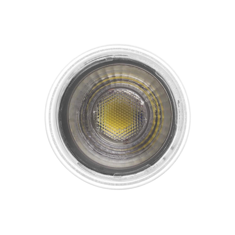 45º 3 220V 10 Lámparas COB MR16 GU5 Cristal LED Pack 5W uiPZTwXOkl