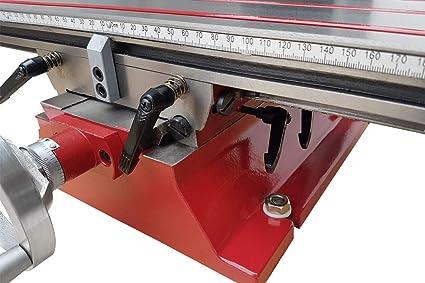 Paulimot F207-V - Fresadora con motor alemán controlado por frecuencia: Amazon.es: Bricolaje y herramientas