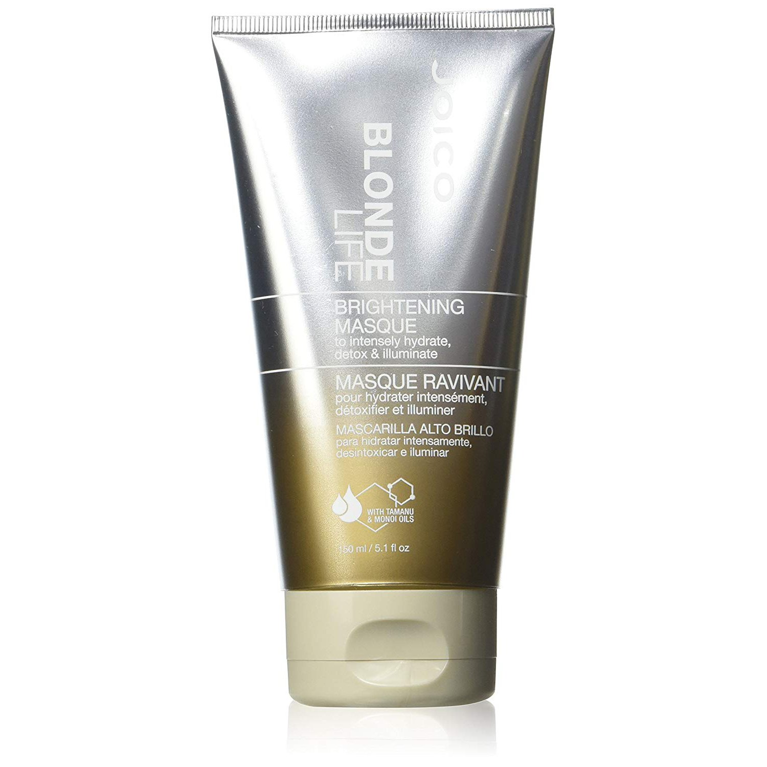 Joico Blonde Life Brightening Masque, 5.1 Ounce by Joico (Image #1)