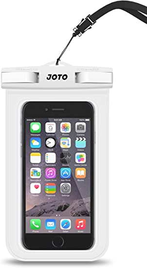 //Note 8 6 5 4 JOTO Universal Waterproof Pouch Cellphone Dry Bag Case for iPhone Xs Max XR XS X 8 7 6S Plus //S8//S8 Grey Camo Pixel 3 XL Pixel 3 2 HTC LG Sony Moto up to 6.0 Samsung Galaxy S9//S9