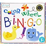 Gibby & Libby Color Wheel Puzzle Bingo Game by C.R. Gibson
