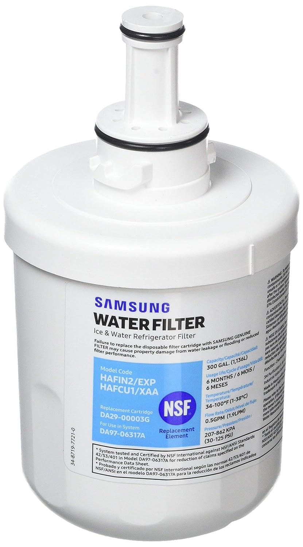 Compatible Water Fridge Filter Samsung Aqua Pure Plus DA29-00003F HAFIN1//EXP 4