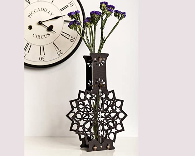 Amazon Decorative Flower Bud Vase Table Centerpiece Rustic
