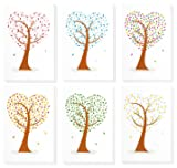 48 Pack All Occasion Assorted Blank Note Cards