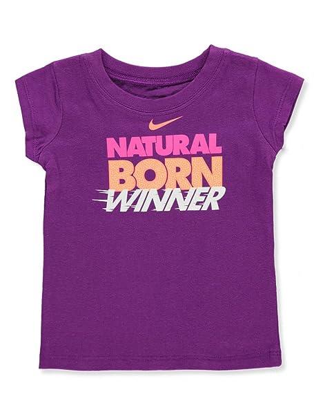 Nike Baby Girl Clothes Awesome Amazon NIKE Baby Girls' TShirt Clothing