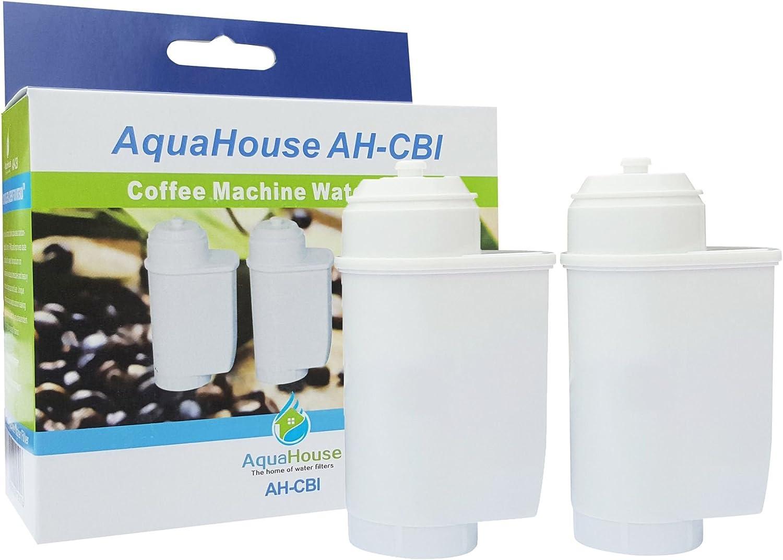 Aquahouse ah-cbi cafetière filtre à cartouche compatible pour brita intenza