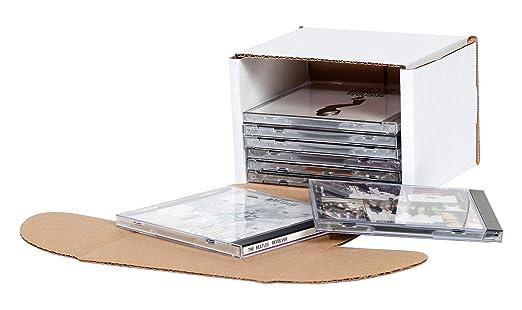 APQ - Paquete de 10 correos corrugados de 5 5/8 x 4 3/16 x 5
