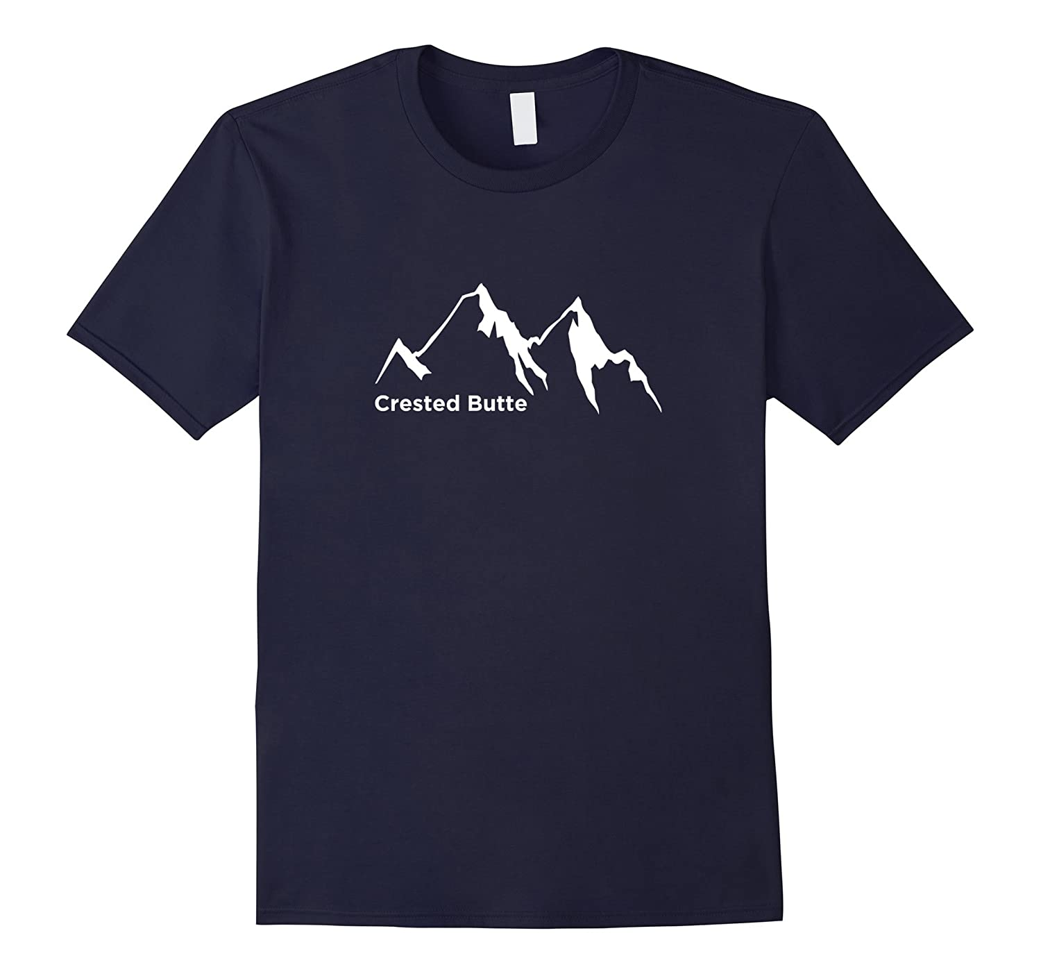 Mountain Sunset Colorado - Crested Butte T Shirt-RT