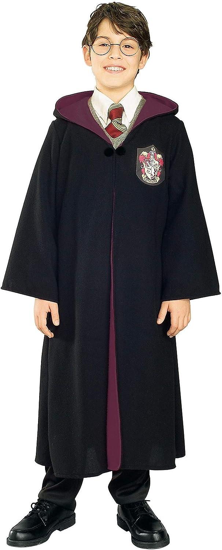 Rubies - Disfraz de Harry Potter para niño (8-10 años)