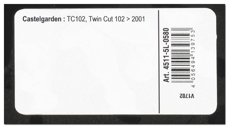 Arnold 4511-5L-0580 X-Grip Keilriemen 5L 580 5L580
