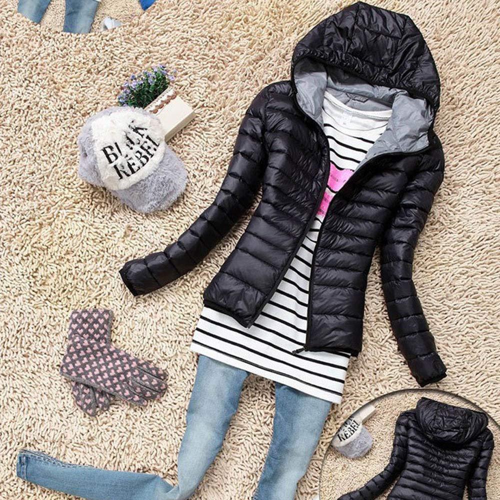 Fashion Womens Casual New Hooded Winter Warm Cotton Parka Jacket Coats Coat
