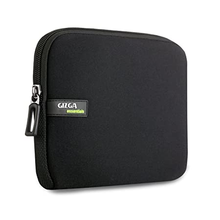 Gizga Essentials GE 6 6 inch Sleeve for Amazon Kindle E Reader Paperwhite  Black  Laptop Sleeves   Slipcases