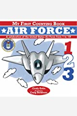My First Counting Book: Air Force Kindle Edition