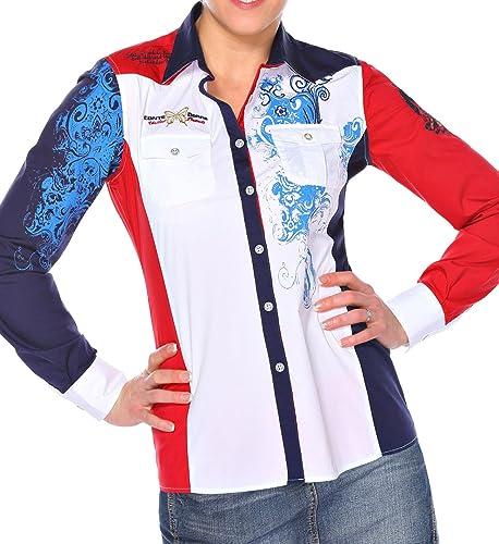 M.Conte women shirt long sleeve camisa blusa manga largos para mujer Lozia