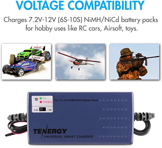4.8 V Ni-MH 1800 mAh 4AA 4-Cell Batterie Pack Avec Tamiya Plug pour RC Bateau Voiture x 1