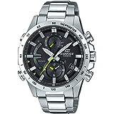 Casio Edifice Analog Black Dial Men's Watch - EQB-900D-1ADR (EX422)