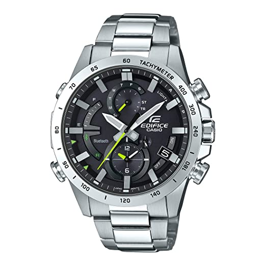 Buy Casio Edifice Analog Black Dial Men s Watch - EQB-900D-1ADR (EX422)  Online at Low Prices in India - Amazon.in 4b49398f5cc