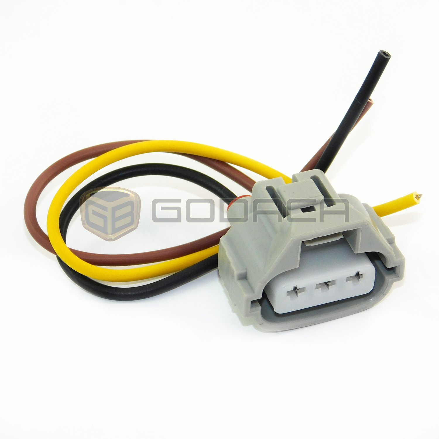 1x Connector 3-way 3 pin for Turn Light Signal 90980-11020