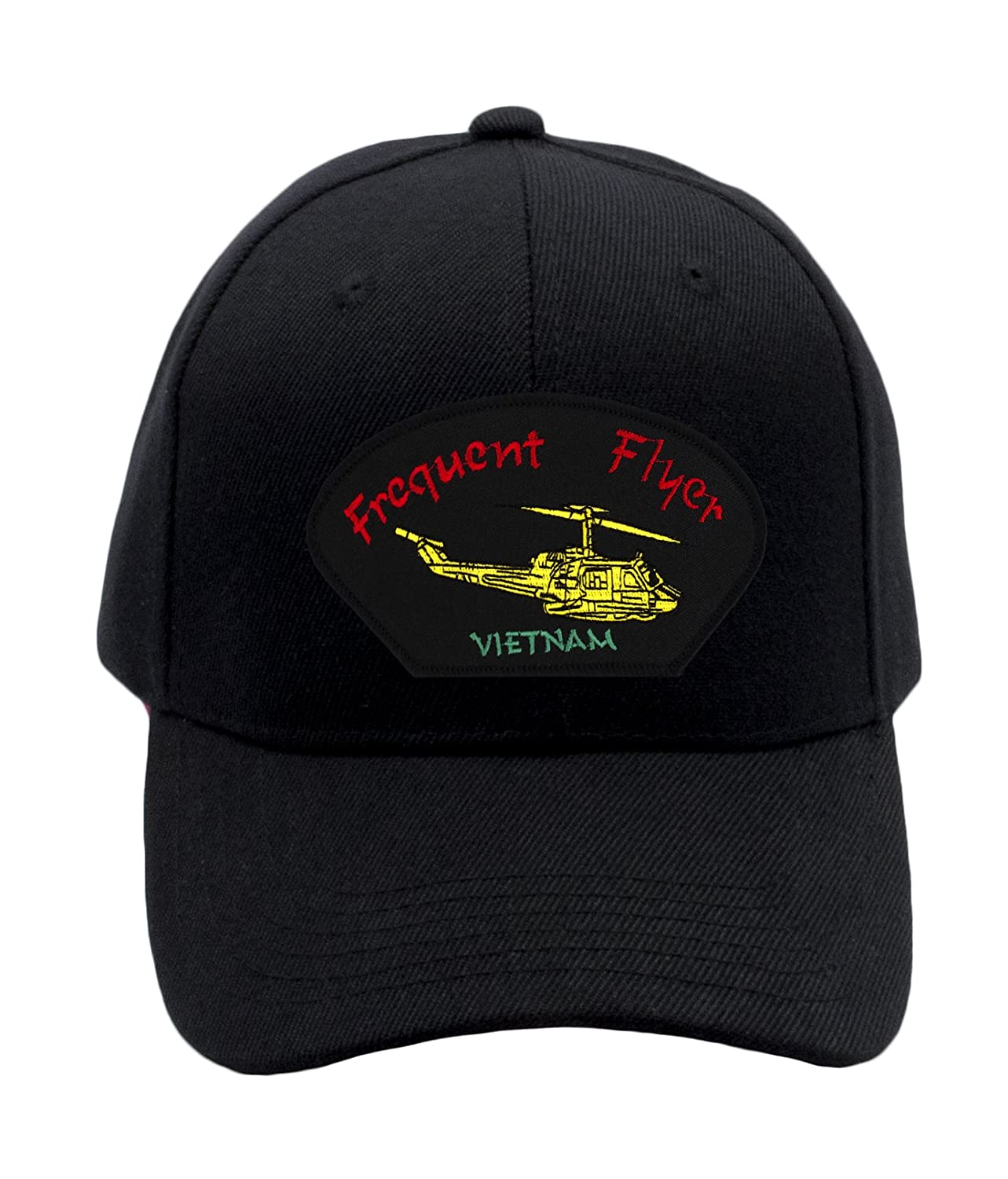 Vietnam Hat//Ballcap Adjustable One Size Fits Most Patchtown Frequent Flyer