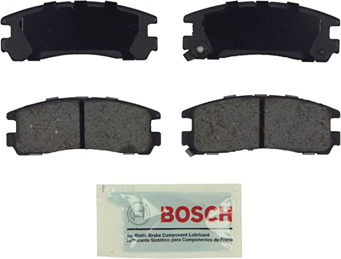Front Rear Disc Rotors /& Semi-Metallic Brake Pads Fits Chrysler Dodge Eagle