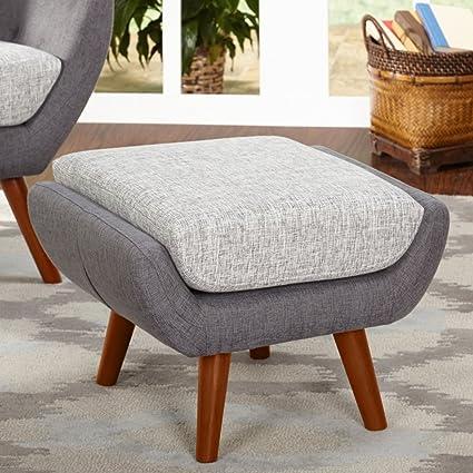 Pleasant Amazon Com Target Marketing Systems Elijah Ottoman Kitchen Theyellowbook Wood Chair Design Ideas Theyellowbookinfo