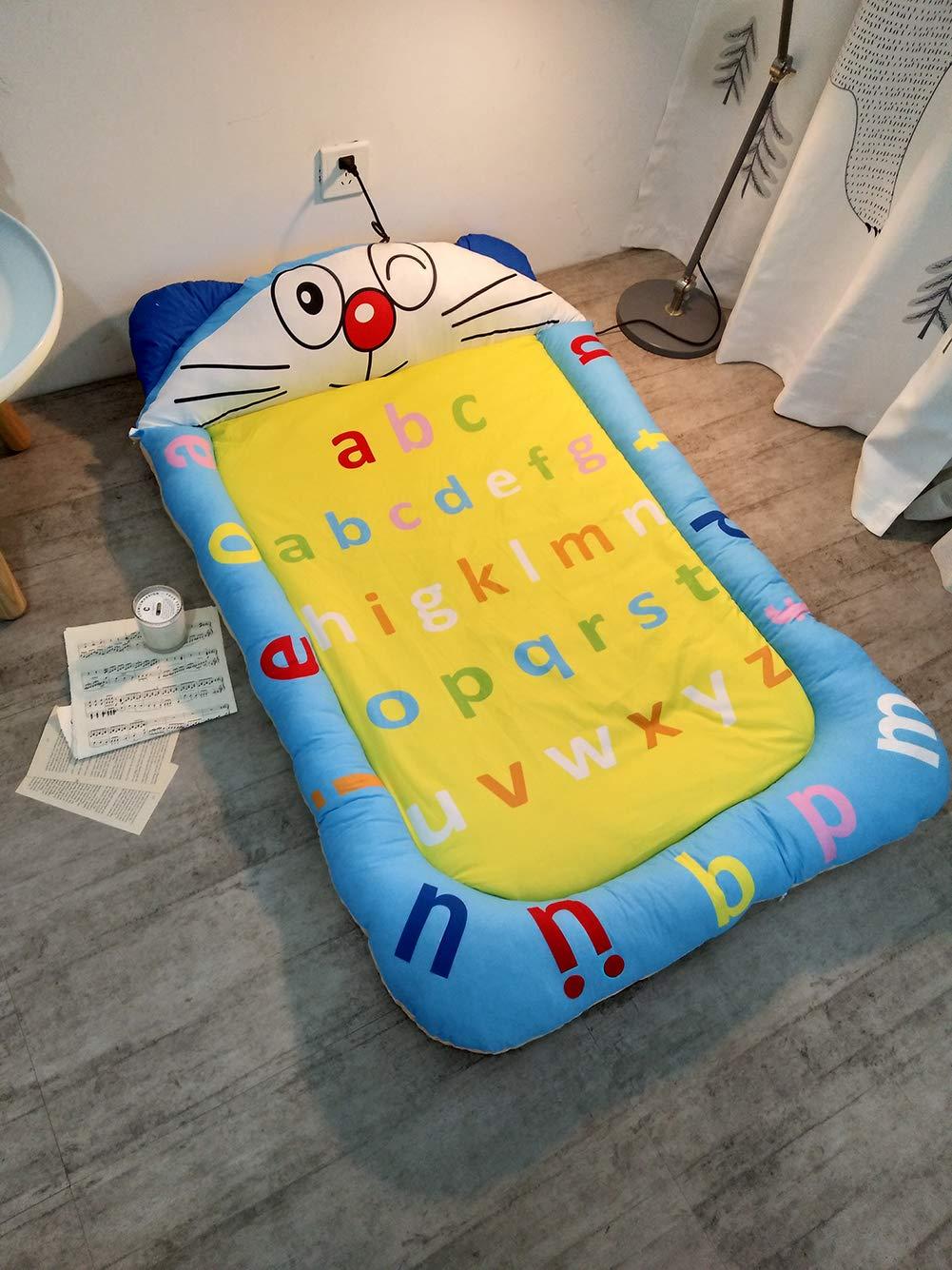 ventas directas de fábrica F Baby Kids Rastreador de juegos (55.2 x 39.8 39.8 39.8 ) Suave y lavable Manta de juegos para niños pequeños y niños, Cama para niños con almohada y tumbona (F)  más vendido