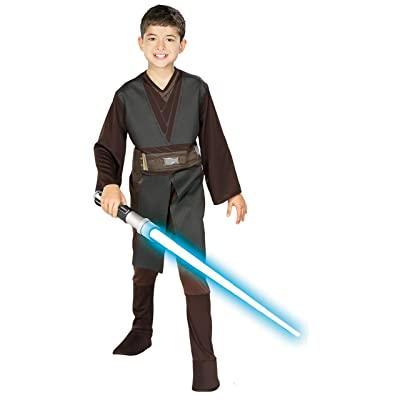 Rubies Star Wars Classic Child's Anakin Skywalker Costume, Medium: Toys & Games