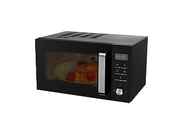 Medion MD 18043 - Microondas 3 en 1, 900 W, grill de 1000 W
