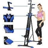 Aceshin Vertical Climber Machine, Home Gym Exercise Folding Climbing Machine,Indoor Vertical Climbing Exercise Machine…