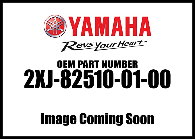 Yamaha 2XJ825100100 Main Switch Assembly