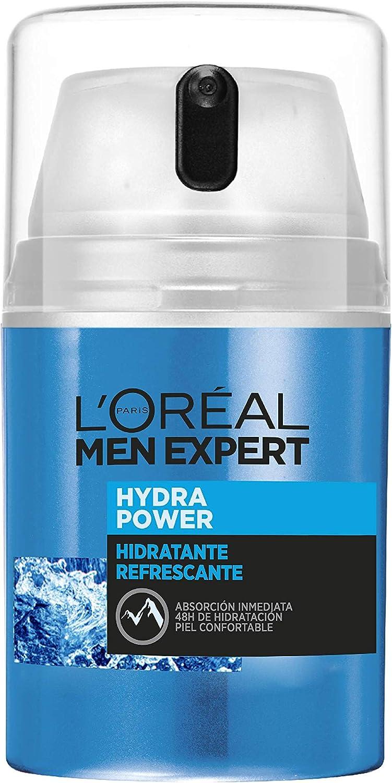 L'Oréal Men Expert gel hidratante