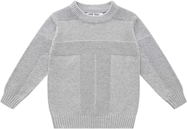 Boys Sweater Spring Cotton Pullover for Kids