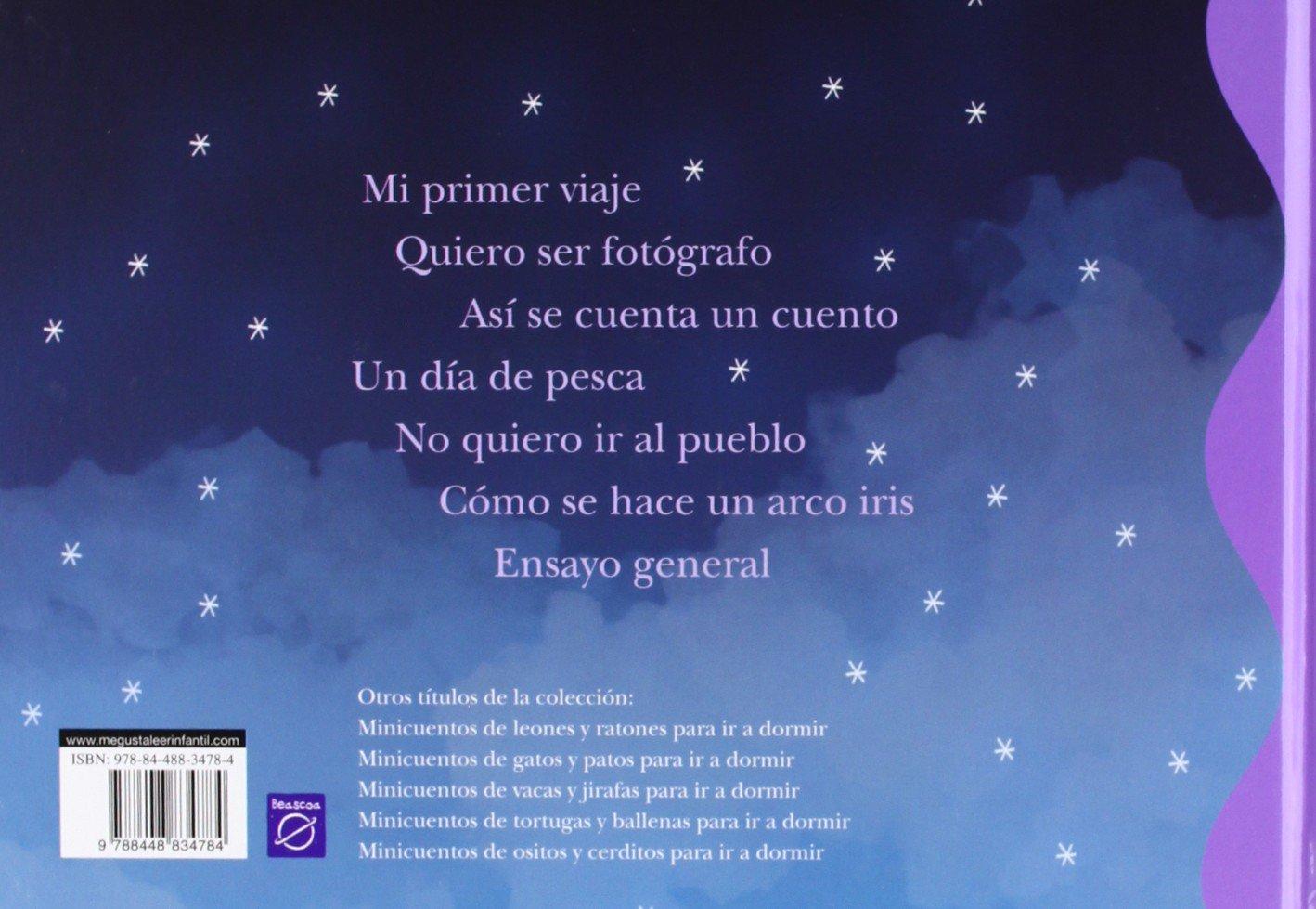 Minicuentos de conejos y elefantes para ir a dormir / Short Stories About Rabits And Elefants To Go To Bed (Minicuentos / Short Stories) (Spanish Edition): ...