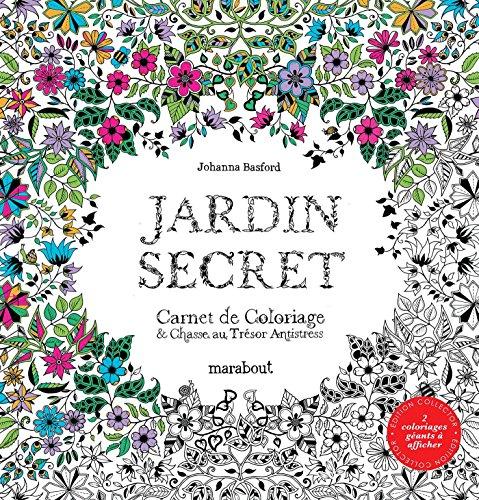 Jardin Secret Edition Collector  [Johanna Basford] (Tapa Dura)
