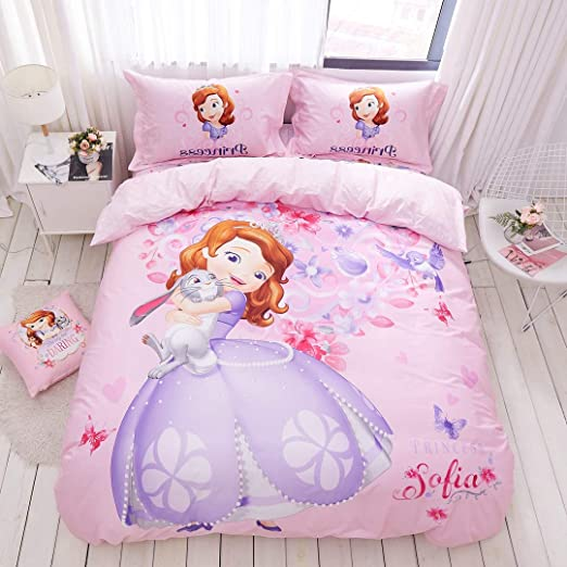 Sofia the First 100/% Cotton Fabric