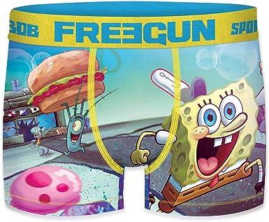 FREEGUN Boxer Boys Spongebob Squarepants 2019