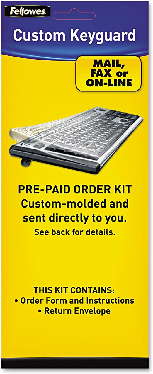 Model KB-2971 Viziflex Chicony Fellowes Emachine Keyboard Protect Cover