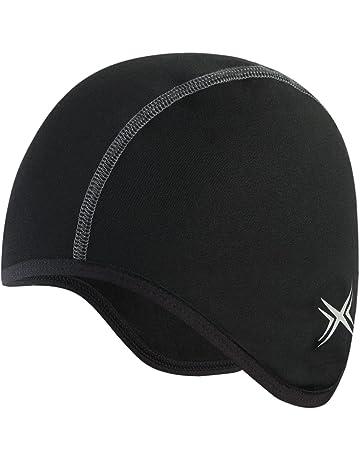 b2f0e9a2499 Baleaf Skull Cap Cycling Running Beanie Thermal Helmet Liner